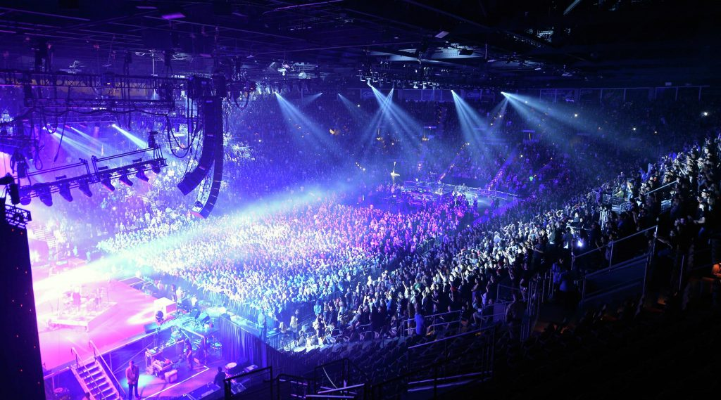 Mandalay Bay Events Center