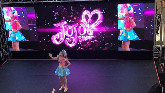 JoJo Siwa at Mandalay Bay Events Center