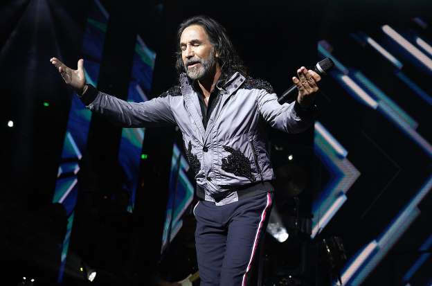 Marco Antonio Solis at Mandalay Bay Events Center