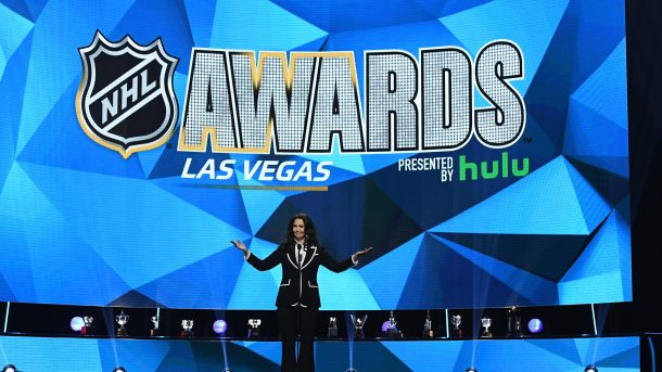 2019 NHL Awards at Mandalay Bay Events Center