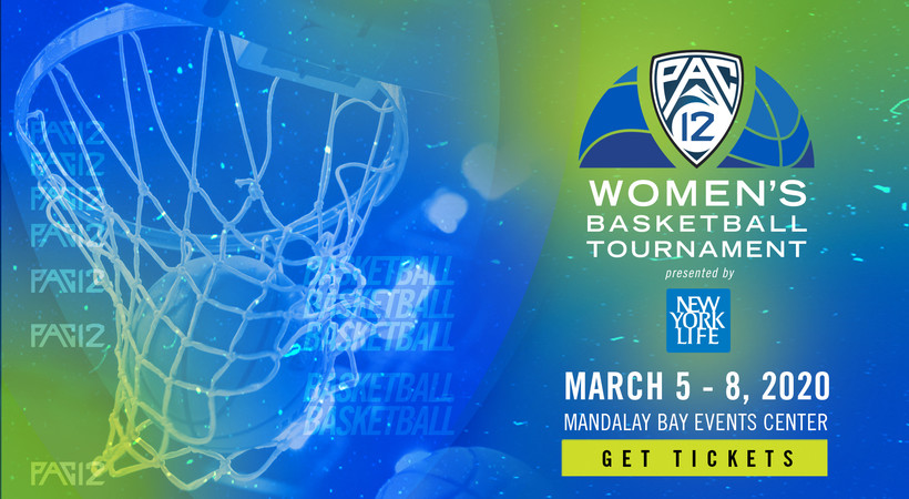 Pac 12 Women's Basketball Tournament - Session 2 at Mandalay Bay Events Center