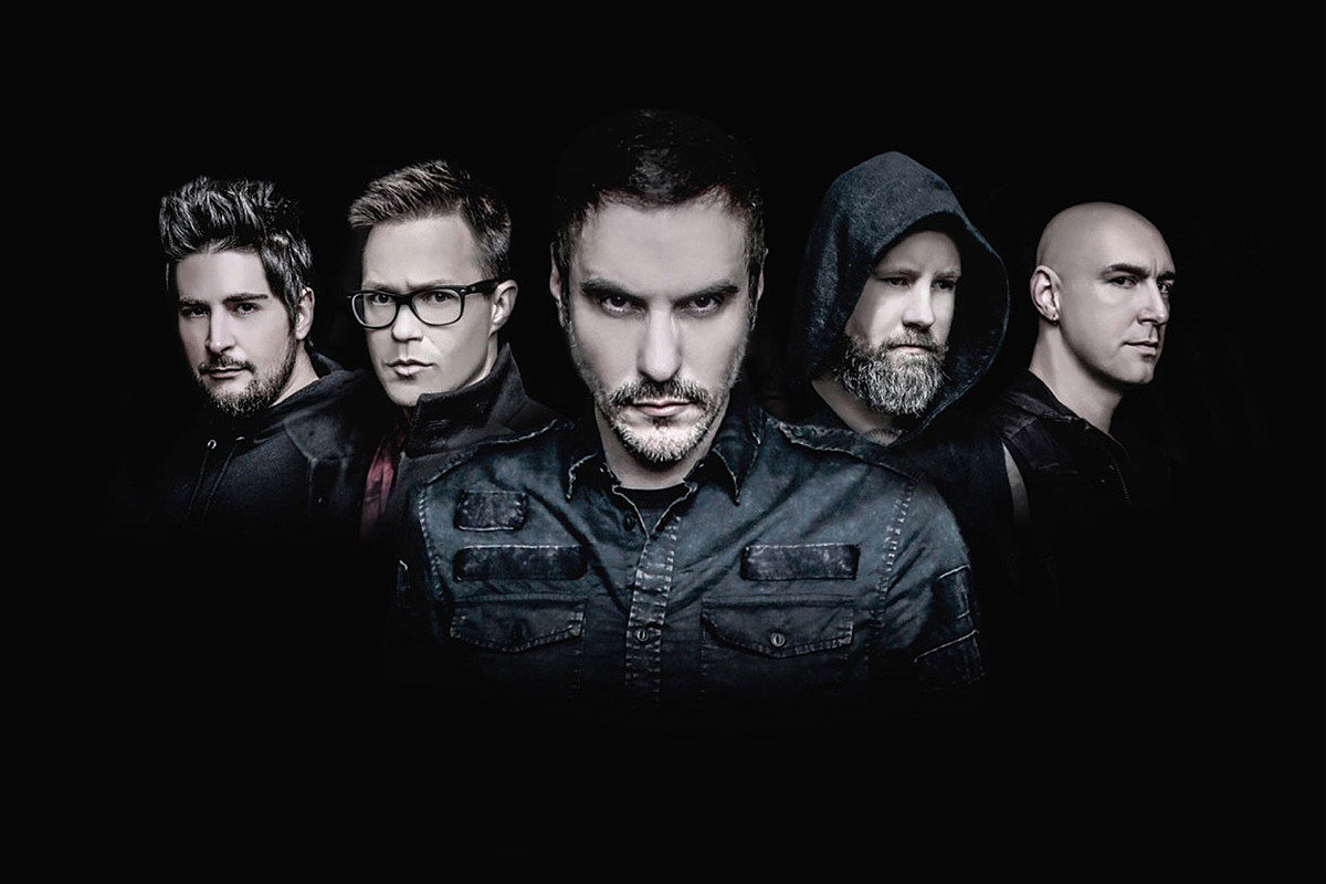 Breaking Benjamin & Bush at Mandalay Bay Events Center