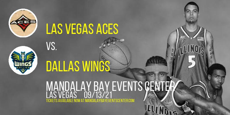 Las Vegas Aces vs. Dallas Wings at Mandalay Bay Events Center