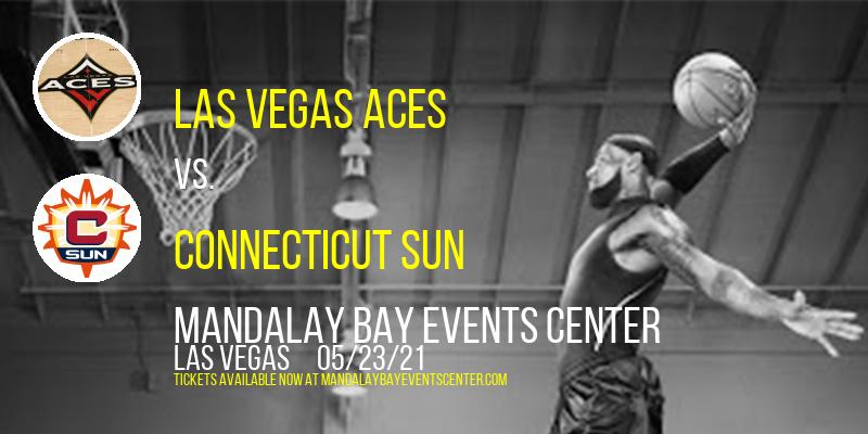Las Vegas Aces vs. Connecticut Sun at Mandalay Bay Events Center