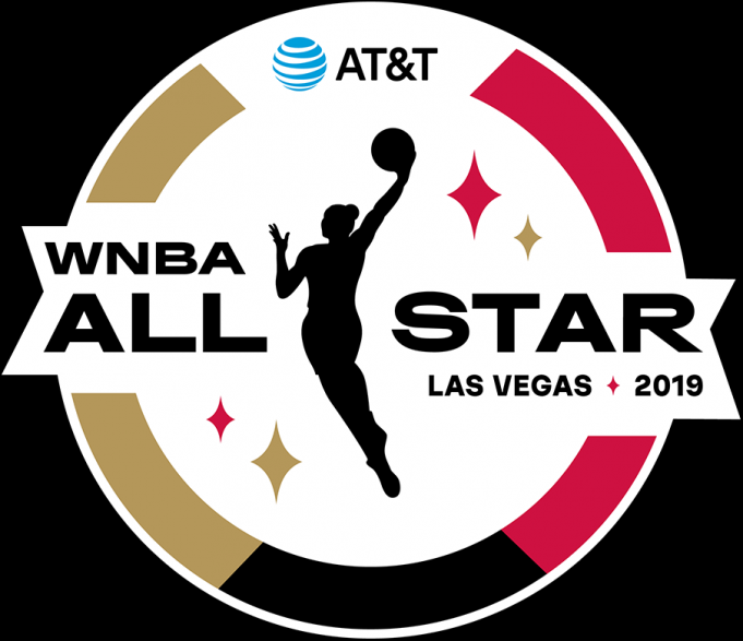 WNBA All Star Game at Mandalay Bay Events Center