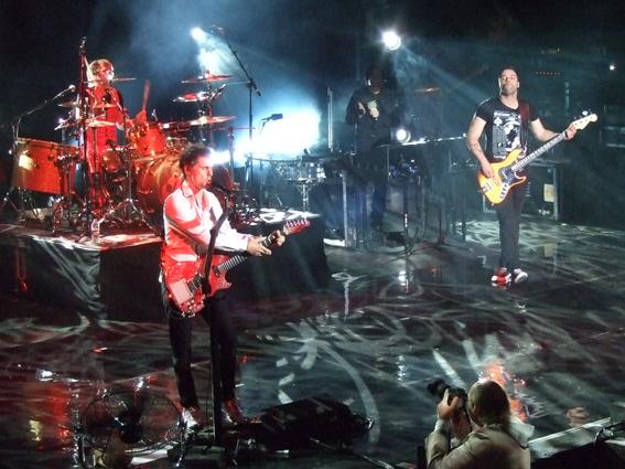 Muse at Mandalay Bay Events Center