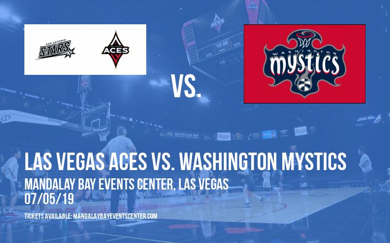 Las Vegas Aces vs. Washington Mystics at Mandalay Bay Events Center