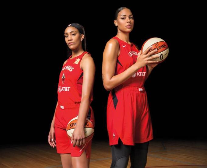 WNBA Playoffs Semifinals: Las Vegas Aces vs. Washington Mystics - Home Game 1 at Mandalay Bay Events Center
