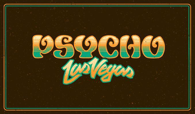 Psycho Las Vegas -  3 Day Pass at Mandalay Bay Events Center