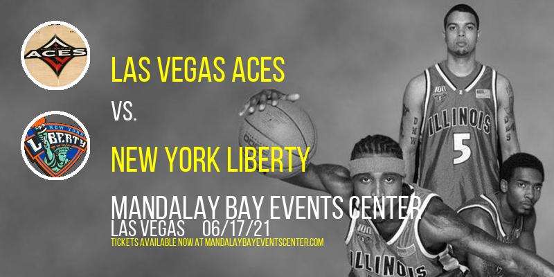 Las Vegas Aces vs. New York Liberty at Mandalay Bay Events Center