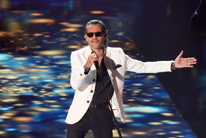 Marc Anthony at Mandalay Bay Events Center