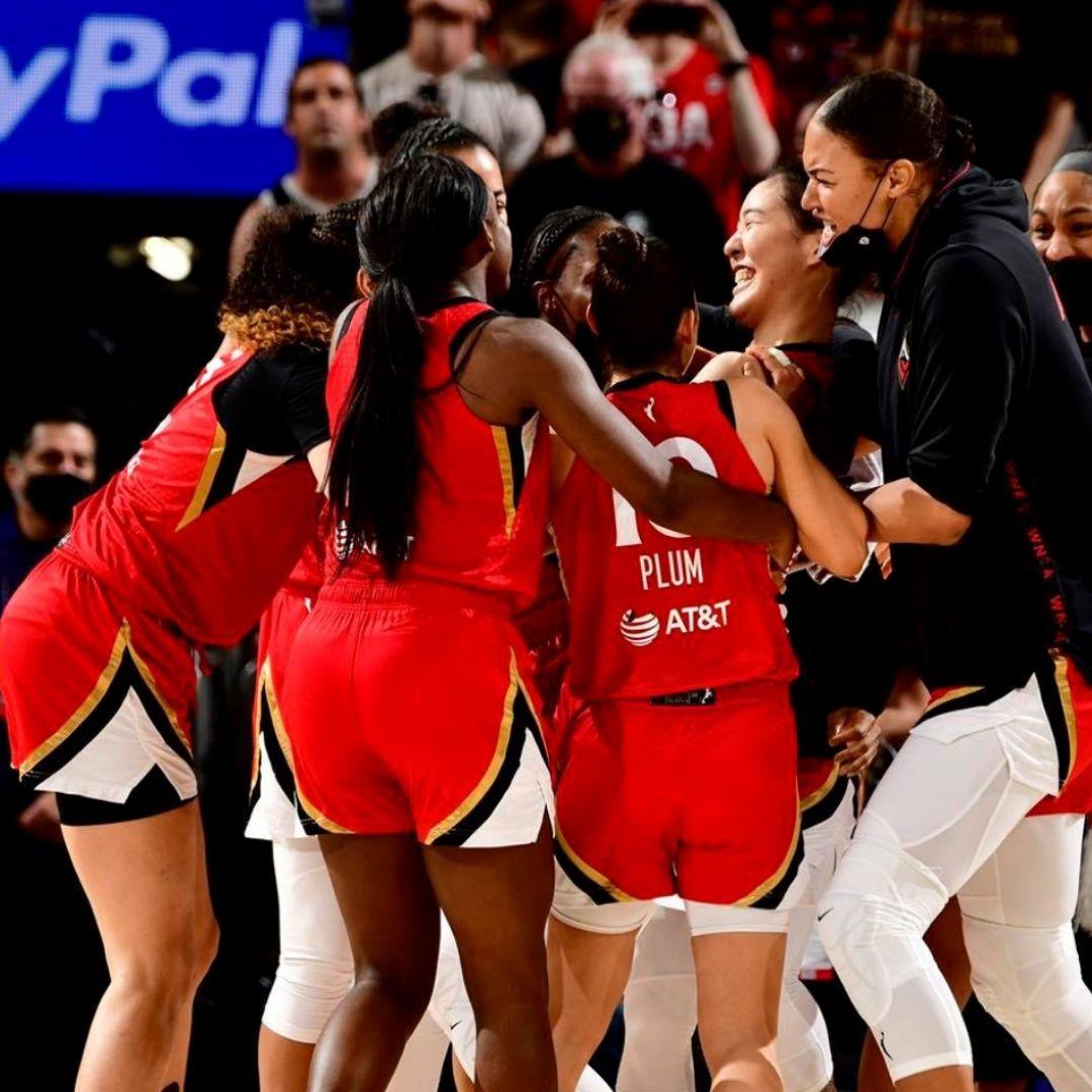 WNBA Semifinals: Las Vegas Aces vs. TBD - Home Game 2 at Mandalay Bay Events Center